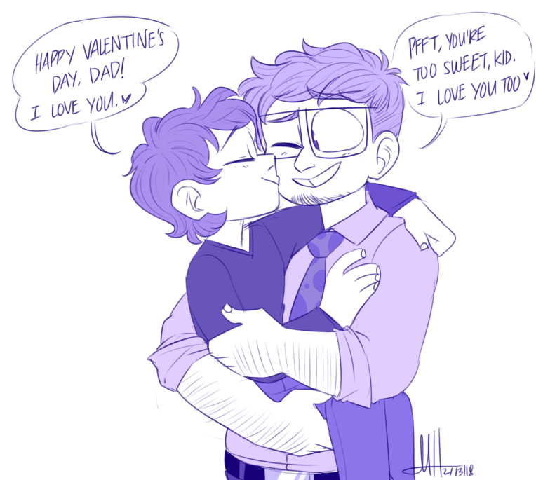Valentine day-family.png