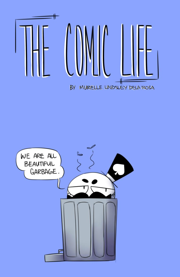 the comic life ebook cover